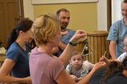 Muzikoterapie pro děti a rodiče...