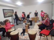 Zážitkové bubnování pro Tamtam