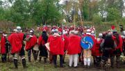 Hrání k larpové fantasy bitvě Nordica, Fort Radíkov