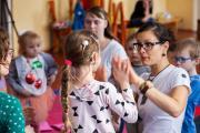 Slyšíme se! 2019 - workshopy Lenka