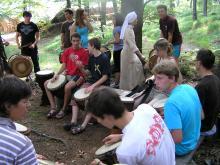 WORKSHOP pro tábor mládeže - Zlaté Hory, poutní kostel