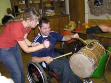 WORKSHOP pro Nojmánek - Domov pro osoby se zdravotním postižením v Brně