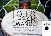 Louis Cesar Ewande v Brně