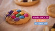 OSLAVA Sušenky 10 let!