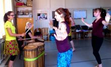 Sušenky hrají k tanci :-)